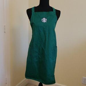 Starbucks Apron  - GREEN